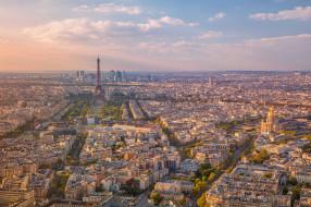 paris, города, париж , франция, обзор