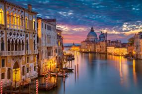 grand canal,  venice, города, венеция , италия, канал