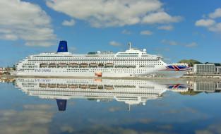 oriana, корабли, лайнеры, лайнер, круиз