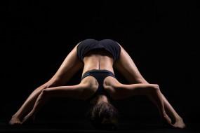 спорт, фитнес, pose, yoga, back, stretching