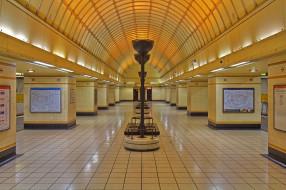 метро, Gants Hill, Лондон, станция