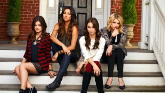 кино фильмы, pretty little liars, ashley, benson, lucy, hale, troian, bellisario, shay, mitchell