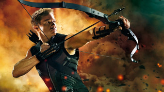 кино фильмы, the avengers, hawkeye, jeremy, renner