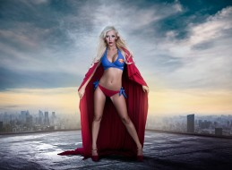 разное, cosplay , косплей, supergirl