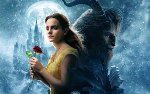 кино фильмы, beauty and the beast, beauty, and, the, beast