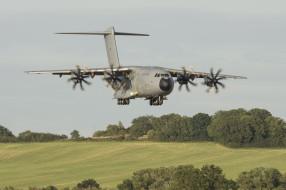 Airbus A400M ATLAS обои для рабочего стола 2048x1365 airbus a400m atlas, авиация, военно-транспортные самолёты, транспорт