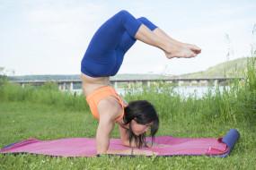 спорт, фитнес, ножки, девушка, упражнение, стиль, фигура