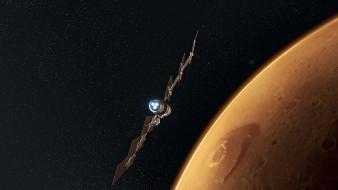 полет, космический корабль, вселенная, галактика