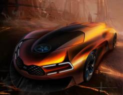 Steam Engine Electric, Car, Kia, Sports
