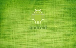 компьютеры, android, фон, логотип
