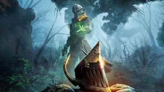 фэнтези, маги,  волшебники, колдовство, кольчуга, шлем, магия, маг, рыцарь