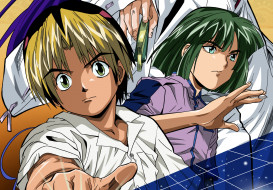 обои для рабочего стола 2440x1704 аниме, hikaru no go, персонажи