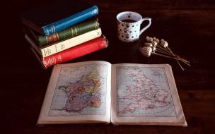 разное, канцелярия,  книги, атлас, книги