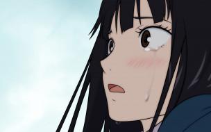 аниме, kimi ni todoke, девушка