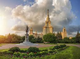 москва, города, москва , россия, университет