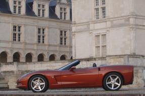 обои для рабочего стола 2530x1680 автомобили, corvette, chevrolet