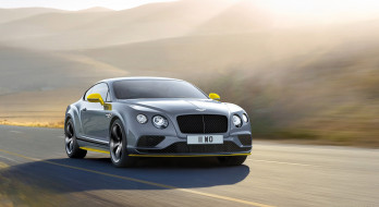 bentley continental gt speed coupe black edition 2017, автомобили, bentley, speed, gt, continental, 2017, edition, black, coupe