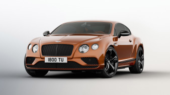 bentley continental gt speed coupe black edition 2017, автомобили, bentley, 2017, edition, black, coupe, speed, gt, continental