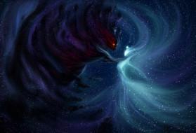 фэнтези, существа, фантастика, by, earlinwe, eternal, dance, космос