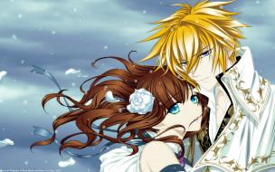 аниме, beast master and prince, парень, девушка