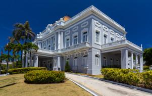 antiguo casino de puerto rico, города, - здания,  дома, особняк