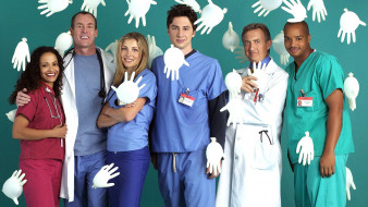 scrubs, кино фильмы, персонажи