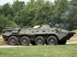 бтр- 80, техника, военная техника, бронетехника, бтр-, 80