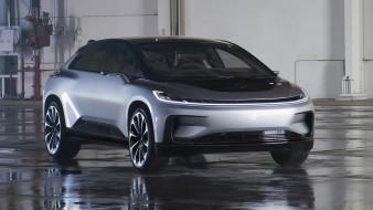 Faraday Future FF-91 Concept 2019 обои для рабочего стола 2276x1280 faraday future ff-91 concept 2019, автомобили, -unsort, 2019, concept, ff-91, faraday, future