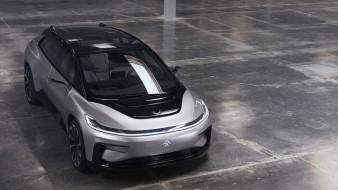 Faraday Future FF-91 Concept 2019 обои для рабочего стола 2276x1280 faraday future ff-91 concept 2019, автомобили, -unsort, 2019, concept, ff-91, future, faraday