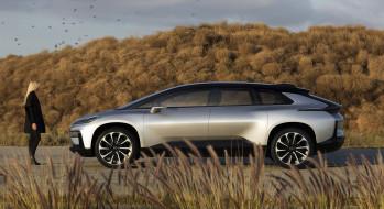 Faraday Future FF-91 Concept 2019 обои для рабочего стола 2347x1280 faraday future ff-91 concept 2019, автомобили, -авто с девушками, 2019, concept, ff-91, future, faraday