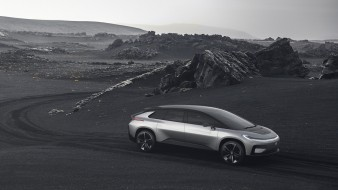 Faraday Future FF-91 Concept 2019 обои для рабочего стола 2276x1280 faraday future ff-91 concept 2019, автомобили, -unsort, future, ff-91, concept, 2019, faraday
