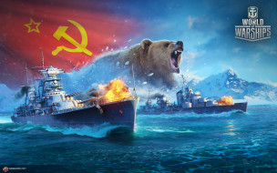 видео игры, world of warships, симулятор, world, of, warships, онлайн, action