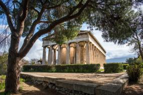 храм, антик