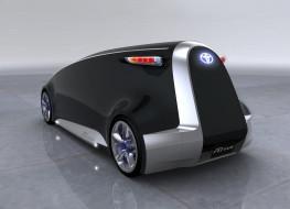 Toyota FUN-VII Concept 2011 обои для рабочего стола 1920x1390 toyota fun-vii concept 2011, автомобили, toyota, fun-vii, 2011, concept