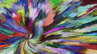 векторная графика, графика , graphics, абстракция, холст, линии, цвет, формы