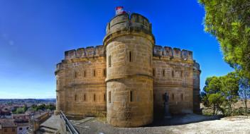 torre de salamanca,  caspe, города, - дворцы,  замки,  крепости, фортпост