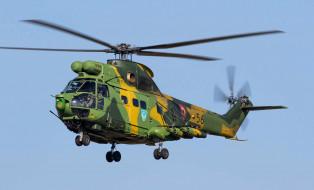 iar-330l, авиация, вертолёты, вертушка