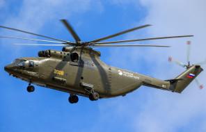 mi-26t2, авиация, вертолёты, вертушка