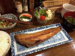 еда, рыба,  морепродукты,  суши,  роллы, кухня, японская