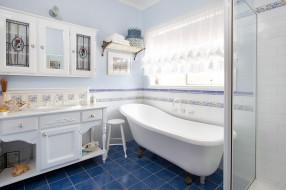 интерьер, ванная и туалетная комнаты, ванна, ванная, комната, сантехника