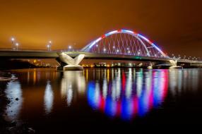 города, - мосты, мост, река