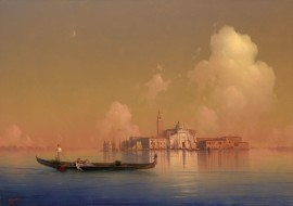 ship, Aivazovsky