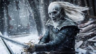 кино фильмы, game of thrones , сериал, white, walker