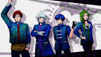 аниме, sailor moon, парни