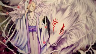 аниме, natsume yuujinchou, двое