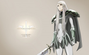 аниме, claymore, woman
