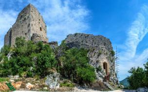 города, - дворцы,  замки,  крепости, фортпост