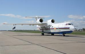 самолёт, БЕ- 200 ЧС, амфибия