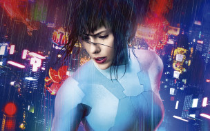 кино фильмы, ghost in the shell, movie, ghost, in, the, shell