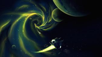 планеты, вселенная, созвездия, звёзды